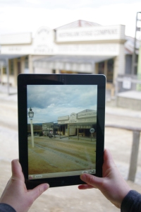 iPad-museum