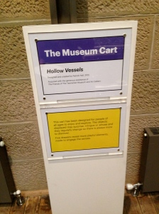 The Museum Cart